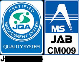 ISO9001:認証取得 測量機器修理・校正
